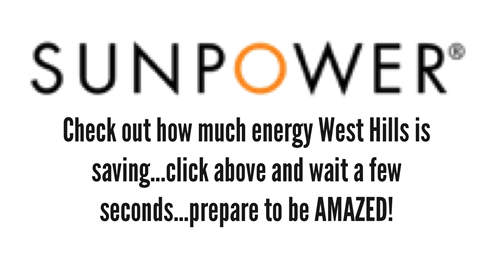 Sunpower energy saving